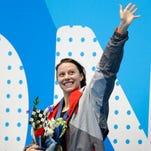 Spring Grove swimmer Hali Flickinger wins US nationals, secures spot at worlds