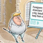 Will a foreigner cost you your job?