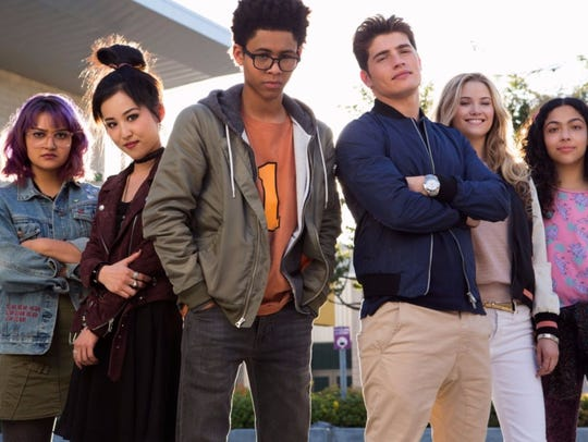 'Marvel's Runaways' premieres Tuesday on Hulu.
