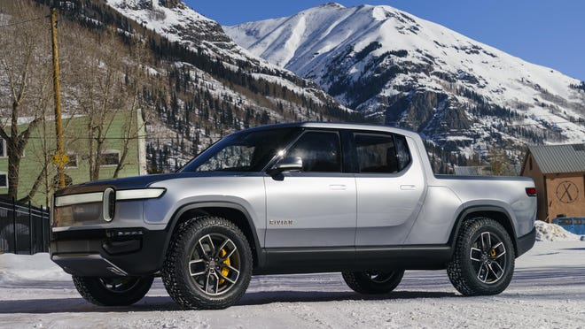 Rivian, the electric truck startup that has been building out its factory in Normal, will begin taking orders on its inaugural models next week, with deliveries starting in June on a special Launch Edition version.