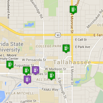 Map: Craft beer in Tallahassee