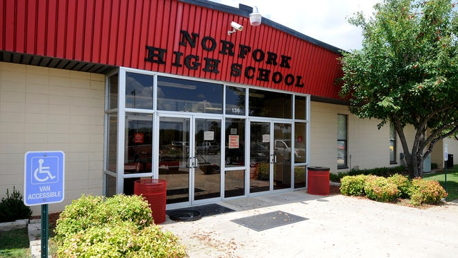 <modify>Students at Norfork High School will have the option to obtain college credit as they attend class at the school this year.</modify>