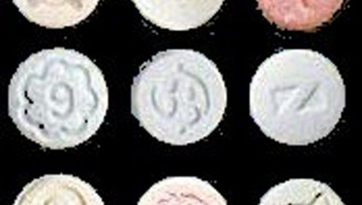 Ecstasy, party drug of the '90s, makes a roaring comeback