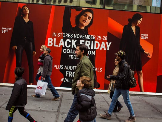 Black Friday doesn't have the shopping power it once had.