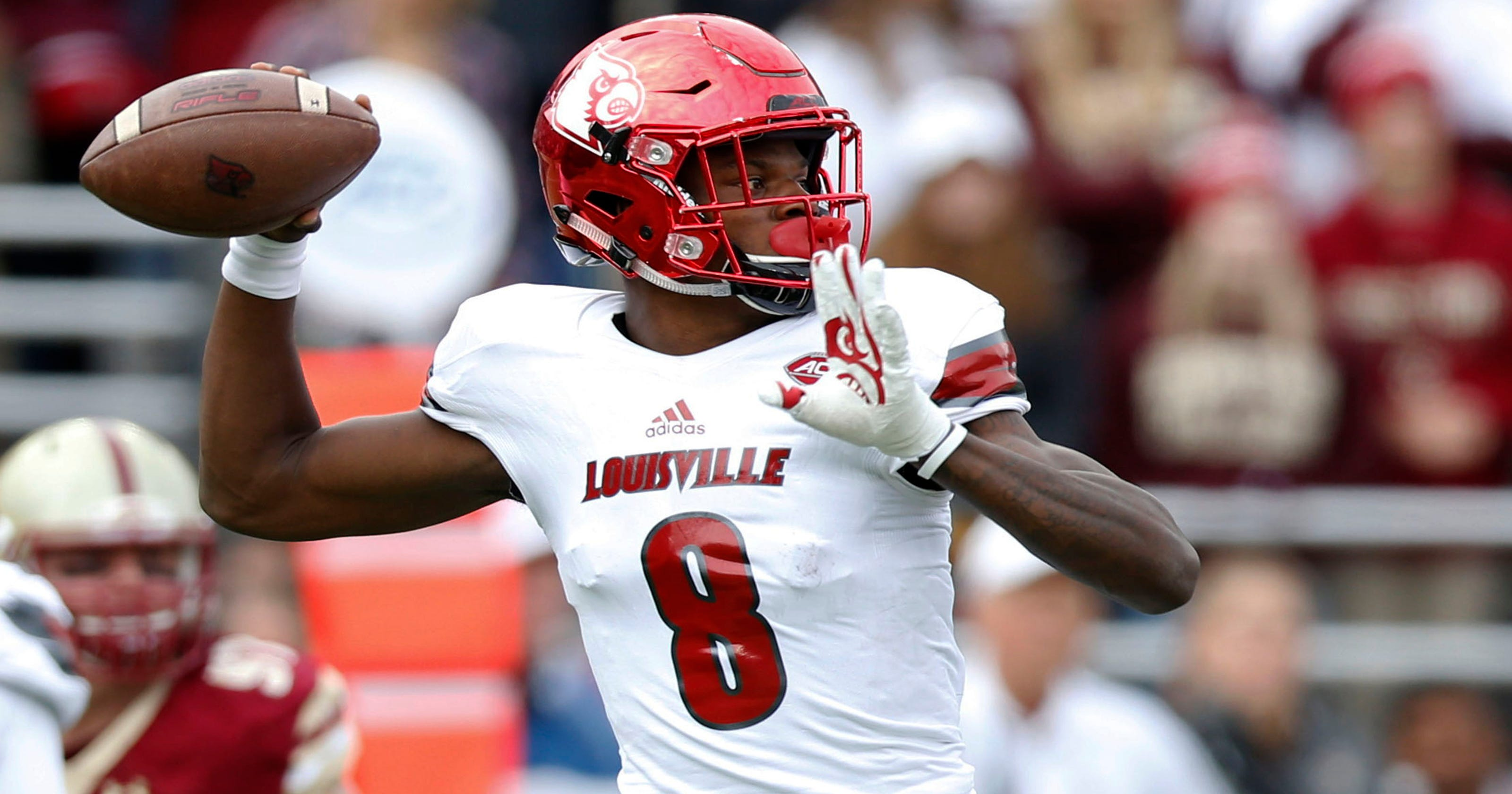 Why former Louisville quarterback Lamar Jackson is not a wide receiver 9e219c104