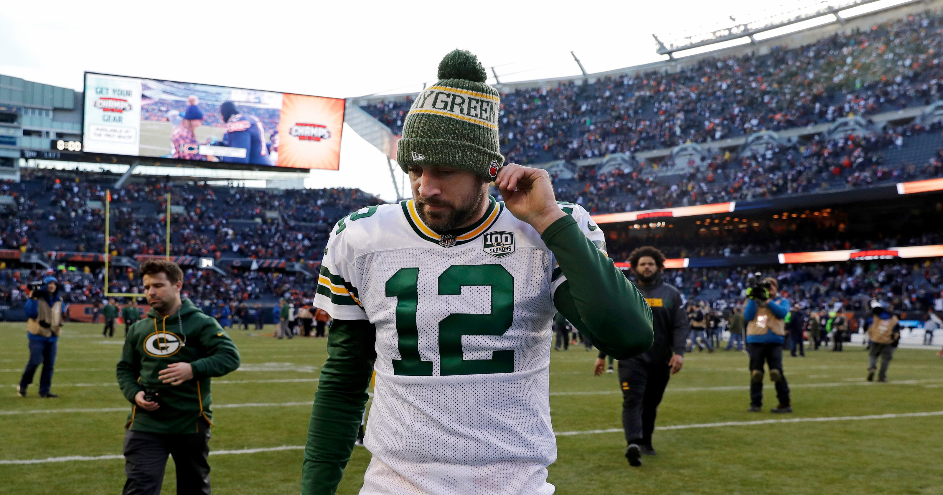 Aaron Rodgers: Green Bay Packers QB ripped by LeRoy Butler after loss