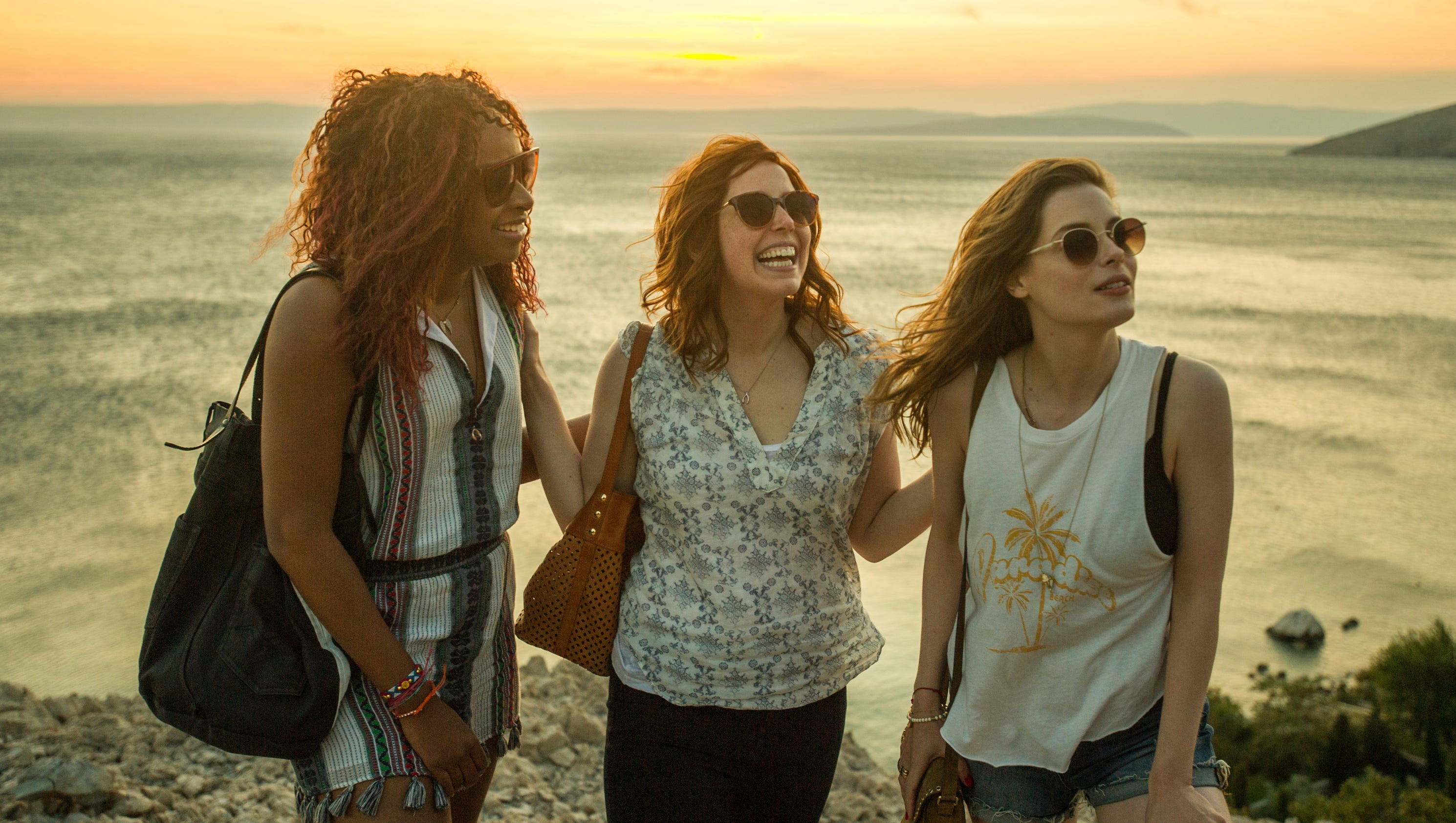Ibiza Is To Vanessa Bayer What Girls Trip Was To