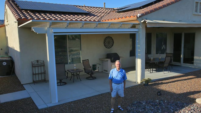 Indio resident Paul Nelson was stuck in limbo for several months in 2016 after the Imperial Irrigation District abruptly closed net metering to new customers. Riverside County Supervisors have approved an ordinance compelling IID to reopen net metering to customers in unincorporated areas of the county.