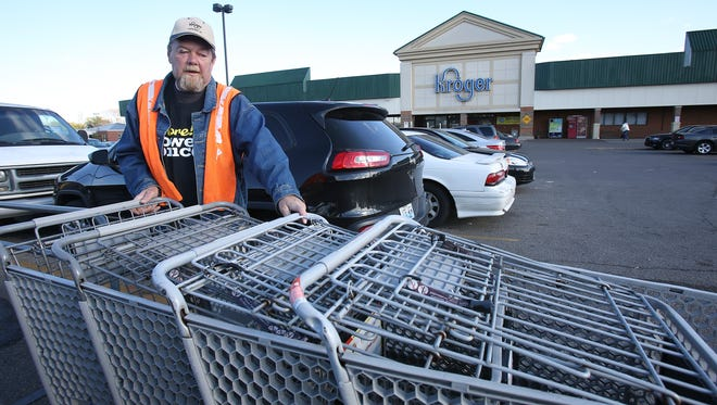 Kroger Co. said it will immediately increase pay for its overnight shift by 35 percent - from the current $8.25 to $11.15 an hour for part-time workers. The grocery giant also said graveyard shift workers at 10 higher-volume stores in the Louisville area would get an extra dollar an hour for those shifts starting between 9 p.m. and 1 a.m.