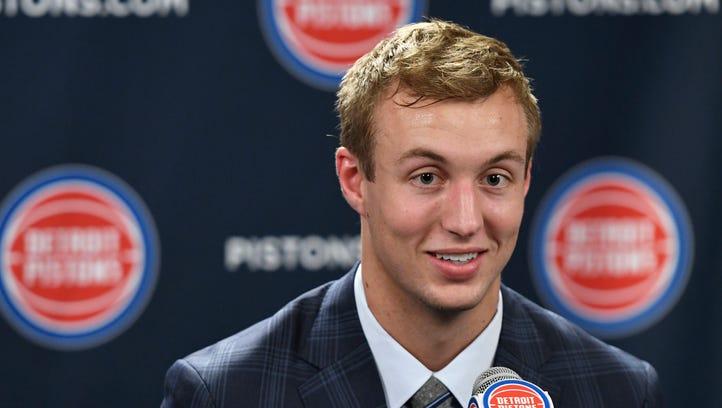 Niyo: Pistons' Luke Kennard might have all the right stuff