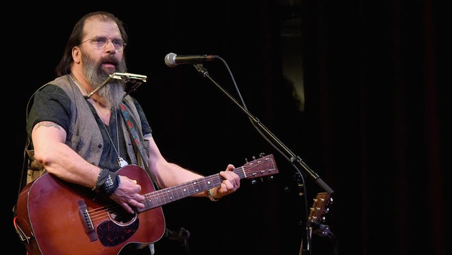 """Steve Earle & The Dukes will celebrate the 30th anniversary of """"Copperhead Road"""" with a show March 28 at the Meyer Theatre."""