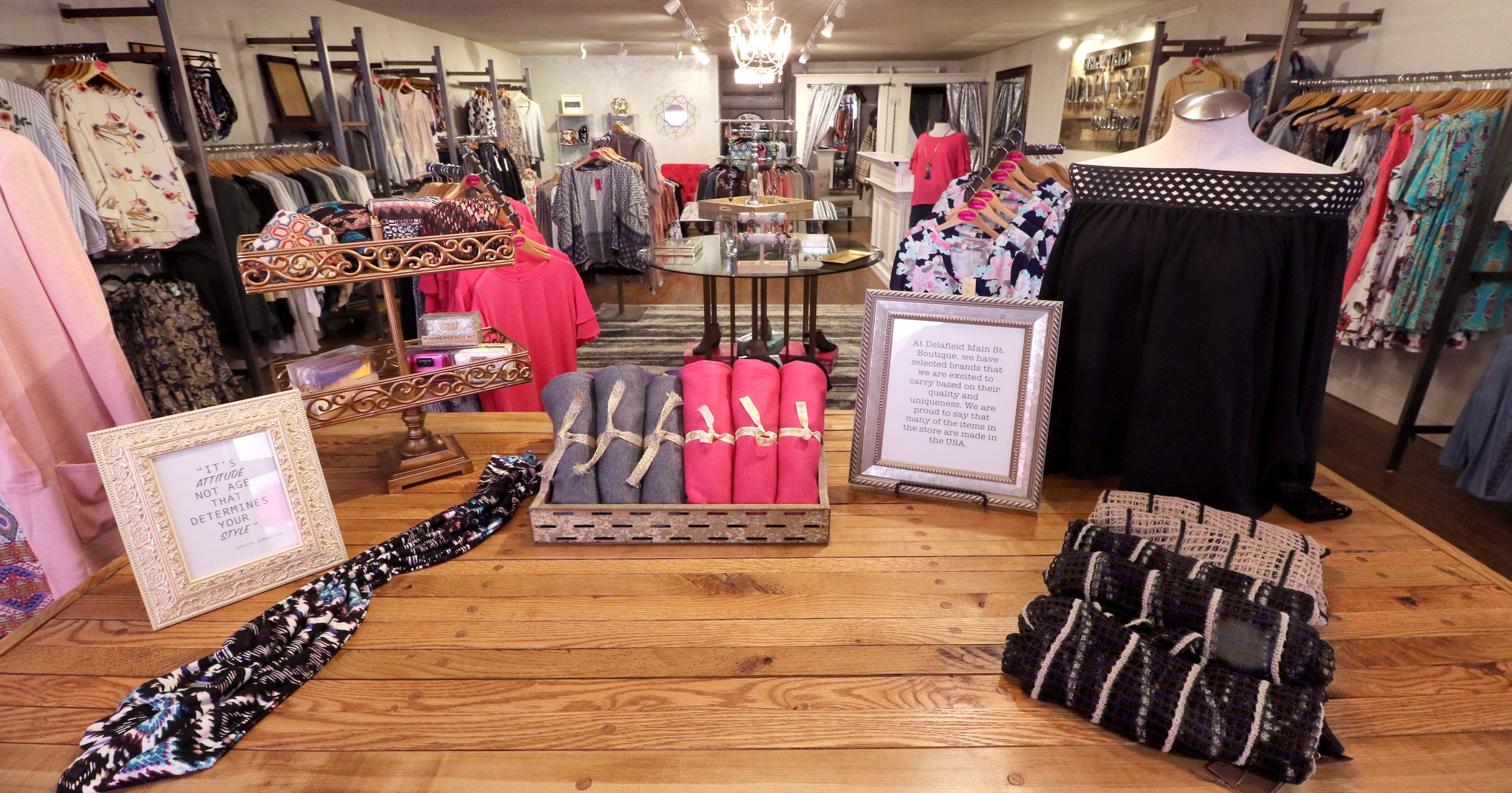 4545e396 Delafield's new Main St. Boutique is owner's retail dream made reality