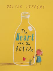 """""""The Heart and the Bottle."""""""