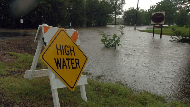 St. Landry Parish gears up for possible flooding.