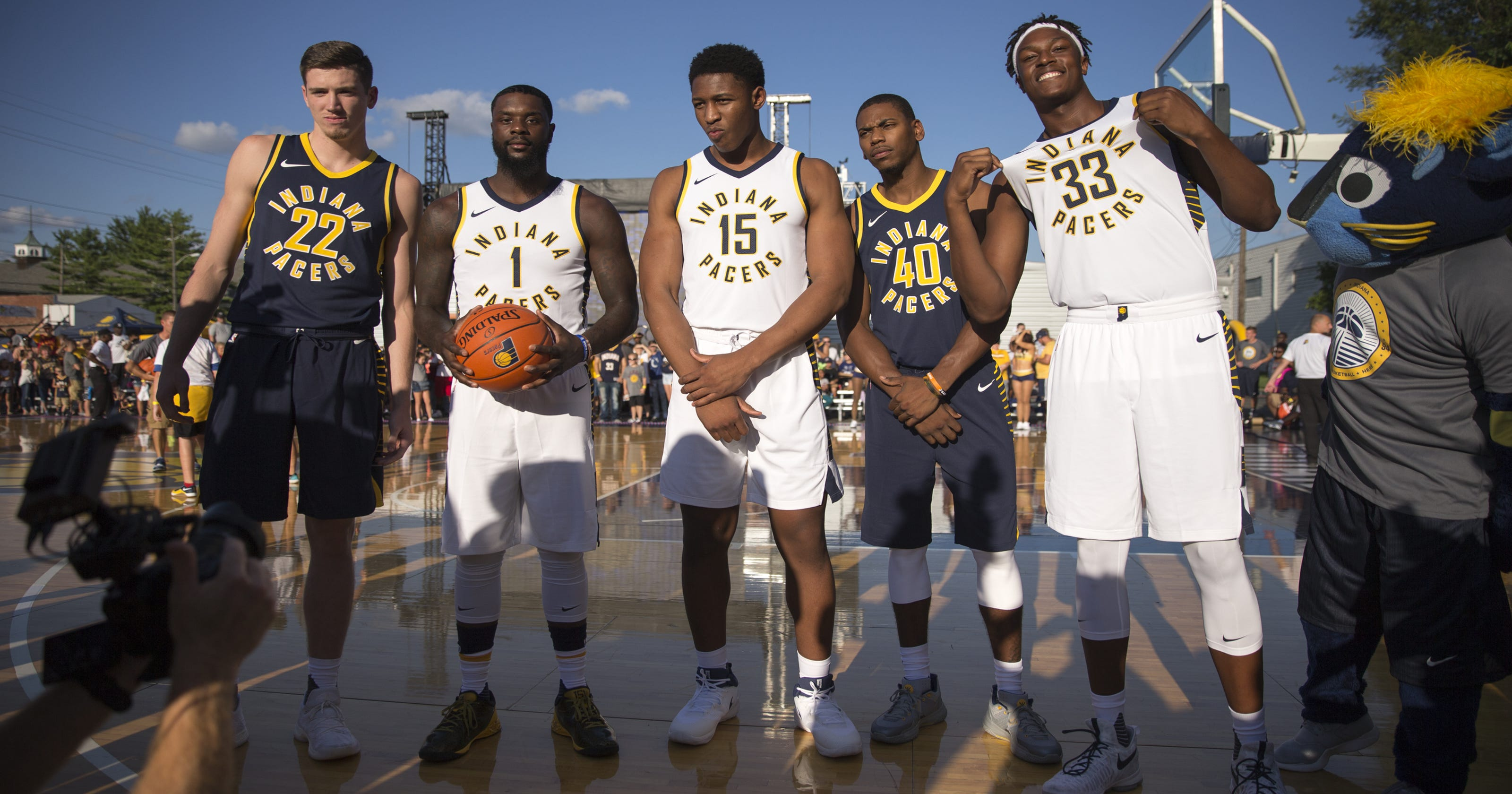 334de68792c Indiana Pacers unveil new Nike uniform