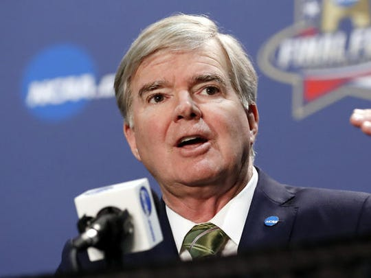 NCAA President Mark Emmert is a big opponent of Calfornia's Fair Pay to Play Act.