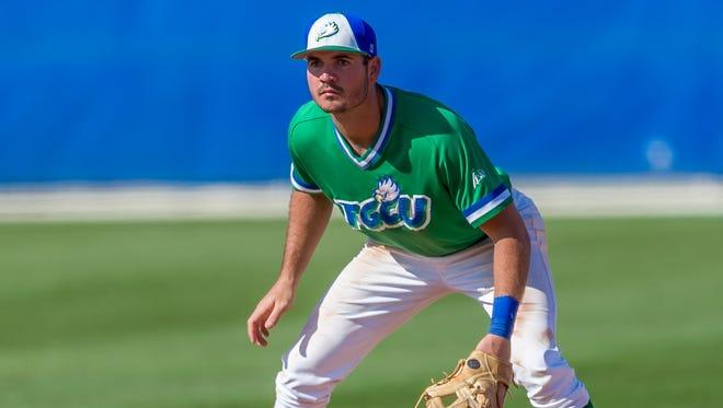 Jake Noll, FGCU baseball