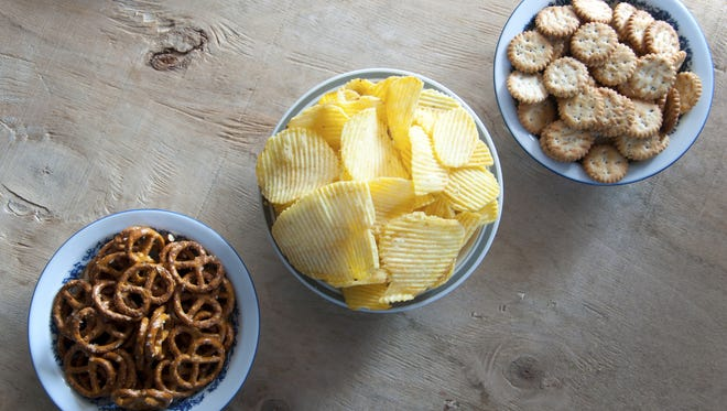 Grocery stores have so many choices in chips and snacks, but often not what you're hankering for.