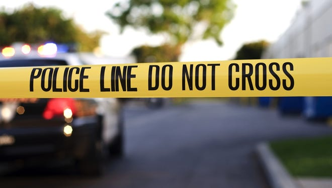 A Zionsville man was shot after a struggle at the front door of his home.