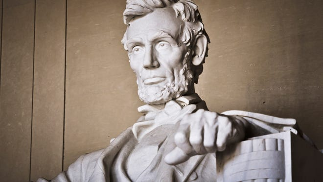 Abraham Lincoln's Thanksgiving proclamation is worth a read on this day.