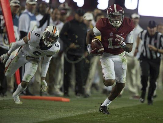 Iron Bowl 2016: Alabama vs. Auburn