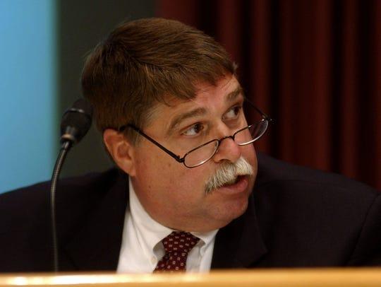 Former Pensacola City Council member Jack Nobles .