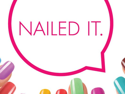 We're treating one lucky Insider with a trip to the nail salon. Enter 3/1-3/31.