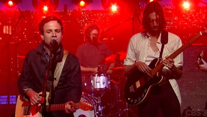 "Dawes hit ""The Late Show"" on Wednesday."