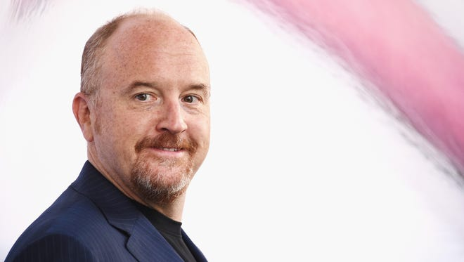 Louis C.K. had three comedy shows in Phoenix this month.