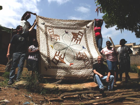 Liberian Quilters 1