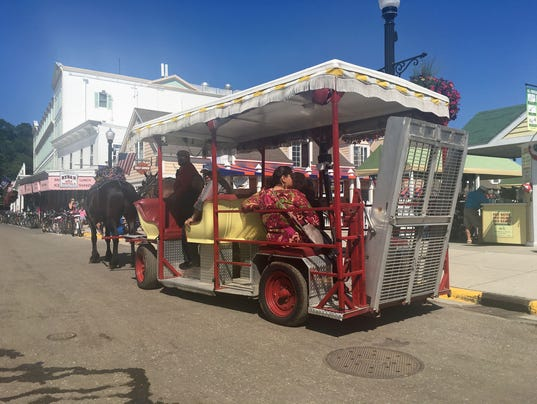 Mackinac Island Tours From Detroit