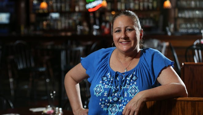 Cathy Zachari is the owner of the Come Back Inn.