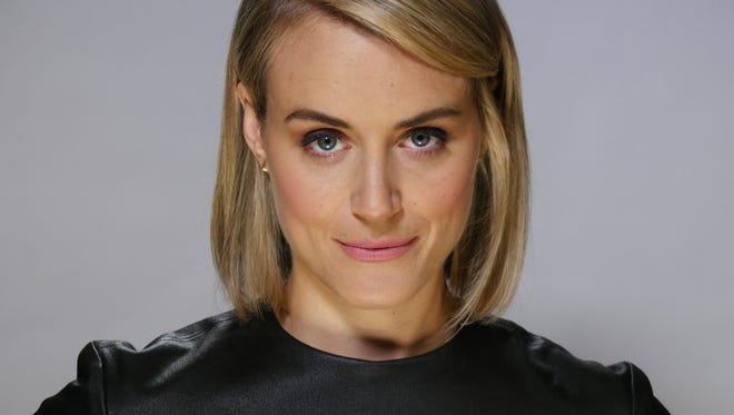 Taylor Schilling stars on Netflix's Orange is the New Black as Piper Chapman