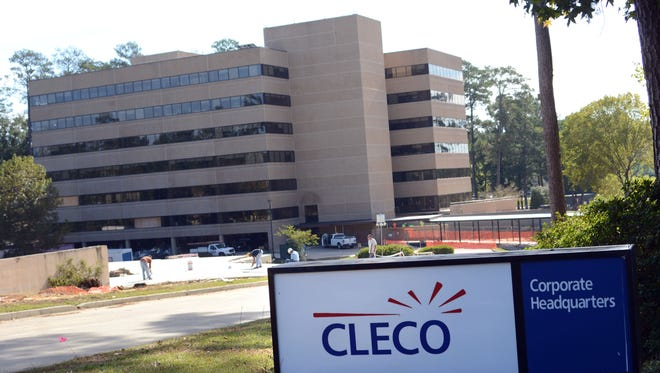 Hearings began Monday in Pineville over the proposed sale of Cleco Corp.