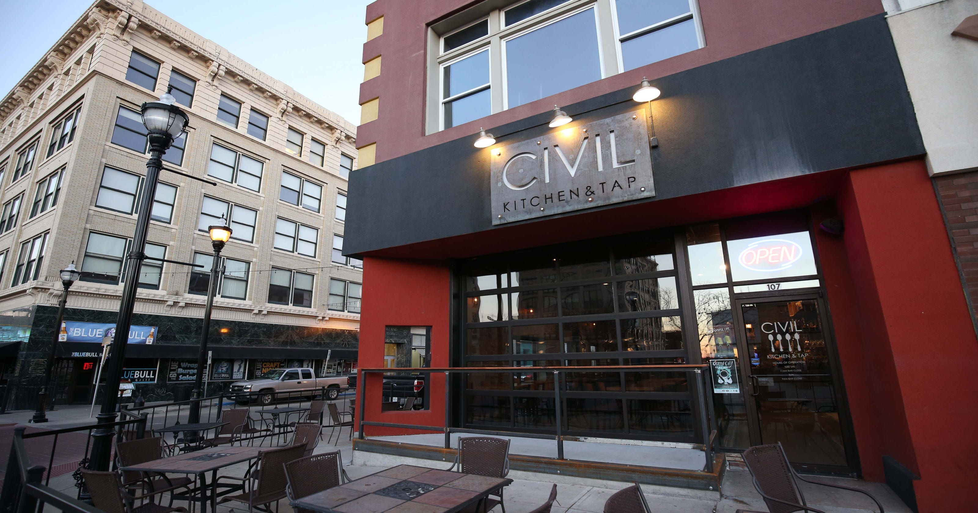 Dine On Our Dime Civil Kitchen And Tap