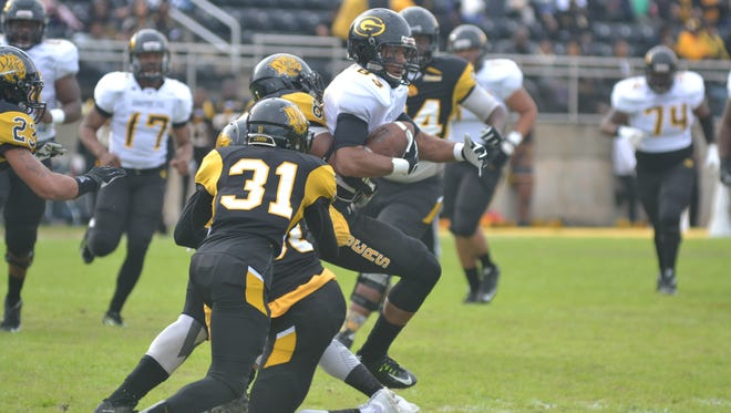 Grambling has already moved on from its win SWAC West title-clinching win over the weekend, but the coaching staff admits it hasn't sunk in for some players.