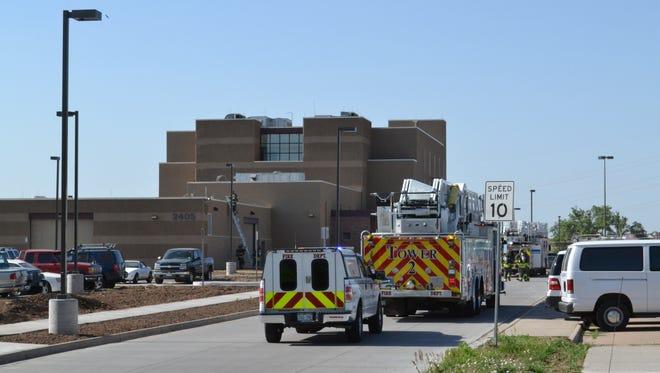 Larimer County Detention Center.