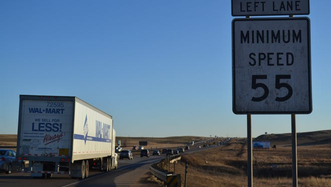There's a $1.2 billion project in the works to widen a popular stretch of a major interstate in the state, but sorry, Northern Colorado. It's not where you were hoping.