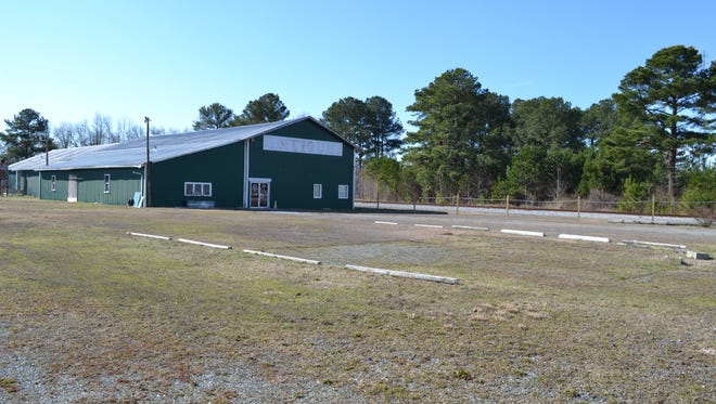 A Perry Road building that once housed a cannery and then an antiques store is set to become a substation for a huge solar farm in Somerset County.