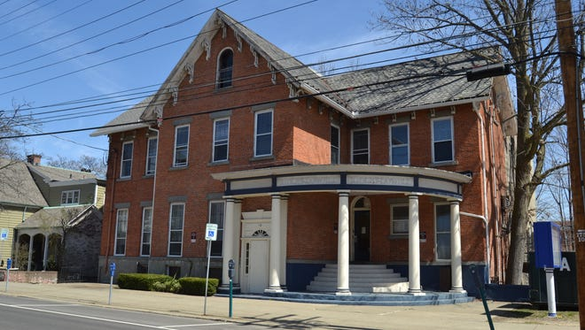 The former Ridley-Lowell building at 116 Front St. in Binghamton is set to become market-rate housing.