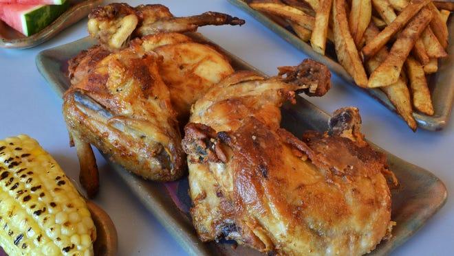 Cornell Barbecue Chicken
