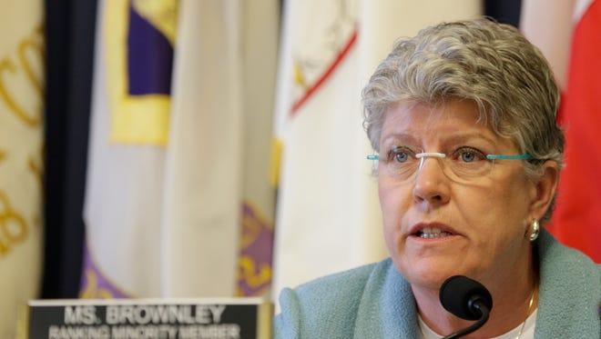 Rep. Julia Brownley,  D-Westlake Village