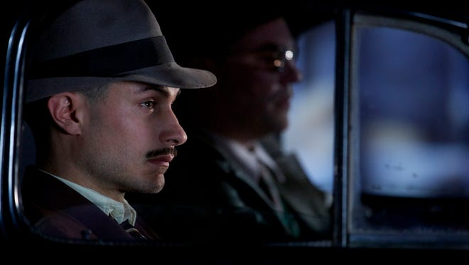 Neruda is hotly pursued by police prefect Oscar Peluchonneau (Gael Garcia Bernal), who is eager to make a name for himself by capturing the famed poet.