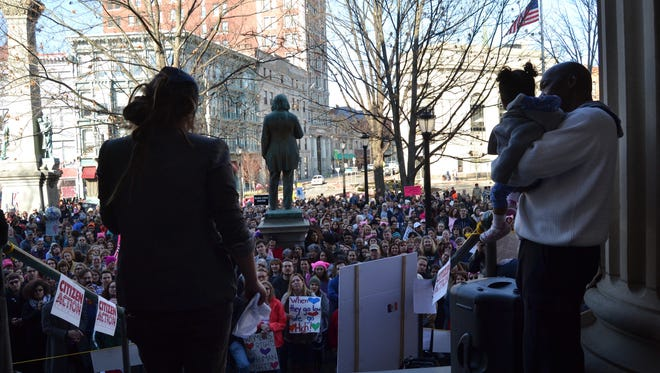 The Binghamton Women's March