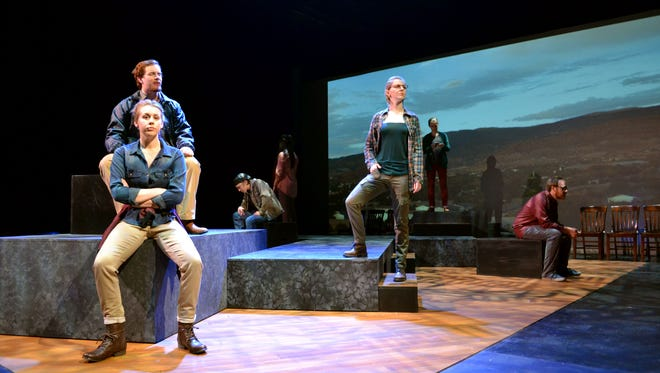 """Southern Utah University's production of """"The Laramie Project"""" continues Friday and Saturday in Cedar City."""