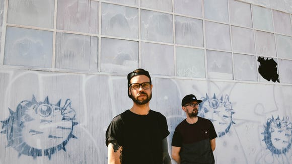 European house duo Maximono will perform Friday at Downtown's Club Here I Love You.