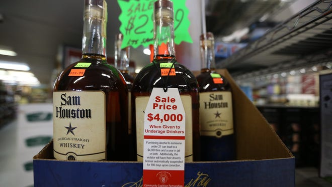 Nearly two-dozen Tulare County businesses are suspected of selling alcohol to minors.