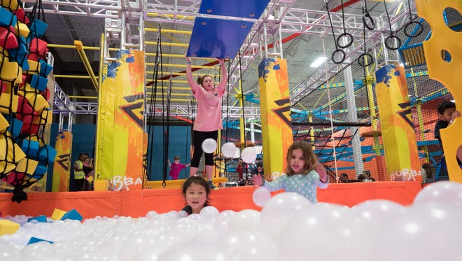 Catch some air at Urban Air Adventure Park that opens Saturday, Jan. 20 in Ahwatukee.
