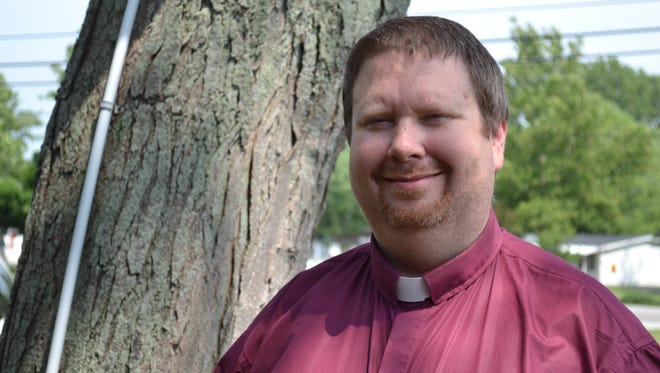The Rev. Andy Wilson recently joined Resurrection Lutheran Church in Port Clinton as evangelism pastor. His ministry will focus on being the friendly persona of the church in the community.