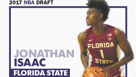 Florida State F Jonathan Isaac.